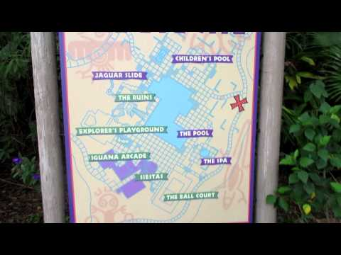 Disney World Coronado Springs Resort arrival and tour