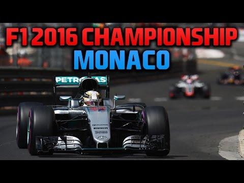 rFactor F1 2016 NRL - Round 5 - Monaco Grand Prix