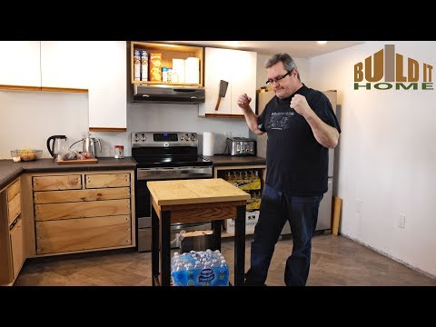 A Tour Of My Still Unfinished Kitchen And My Plans To Complete It