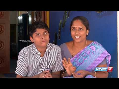 Challenges faced by parents and teachers of Autistic children | News7 Tamil