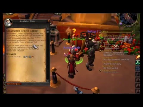 Christmas Gaming. Part II: WoW // Internet Review