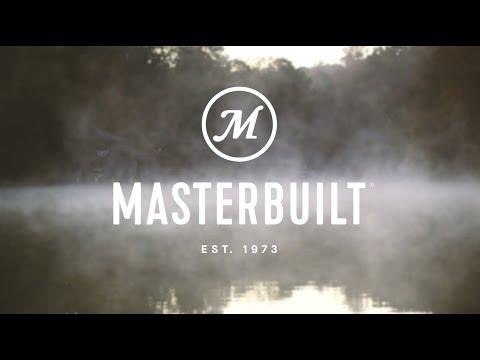 Master it. Masterbuilt.