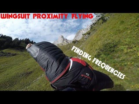 Wingsuit Terrain Flying 2017 /// FINDING FREQUENCIES \\\