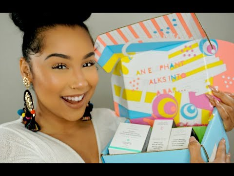 DRUNK ELEPHANT UNBOXING/FIRST IMPRESSIONS *SKIN CARE* | TheAnayal8ter