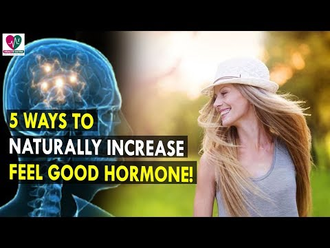 5 Ways To Naturally Increase Dopamine Level, The 'Feel Good' Hormone! || Health Sutra - Best Health