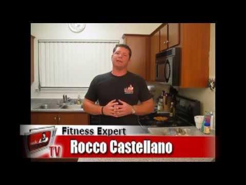 Homemade Tortilla Chips using Coconut Oil | Rocco Castellano