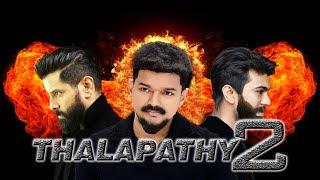 Thalapathi 2 Trailer | Thalapathy Vijay | Chiyaan Vikram | Ram Charan Teja | Mani Ratnam | Teaser