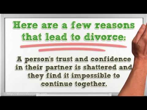 5 Common Factors Leading To Divorce