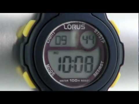 Lorus R2315EX9 Gents Watch