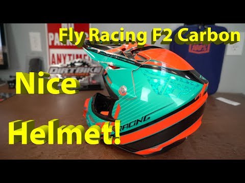 Fly Racing F2 Carbon Helmet Review