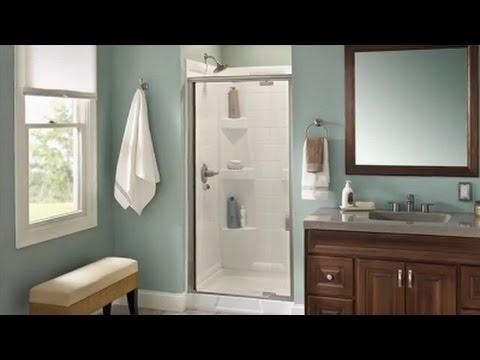 Delta Pivot Shower Door Installation