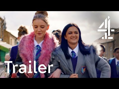 TRAILER | Ackley Bridge | New Drama | Available On All 4