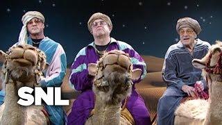 Three Wise Guys - Saturday Night Live