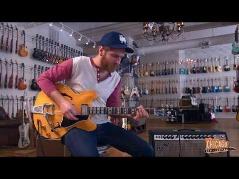 1960 Gibson ES-335 TDN Natural | CME Vintage Demo