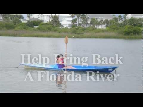 HELP BRING BACK A FLORIDA RIVER