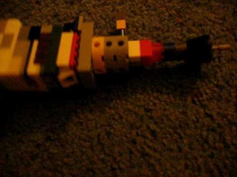 Lego Ray GuN (From CoD WaW)