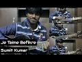 Je Taime Befikre Ranveer Singh Vishal Dadlani Sunidhi Chauhan Cover By Sumit Kumar mp3