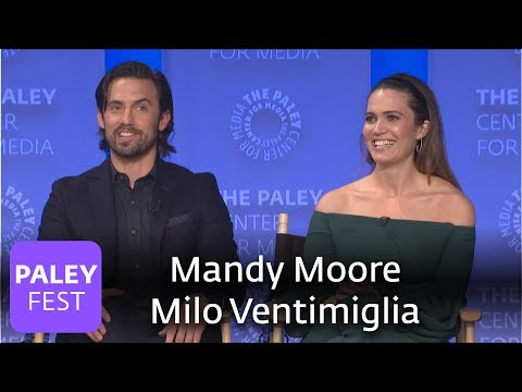 This Is Us - Milo and Mandy Talk About the Fight Scene in the Season Finale