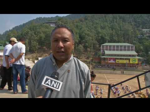 Exiled Tibetans organize football tournament in northern hill town to thank India
