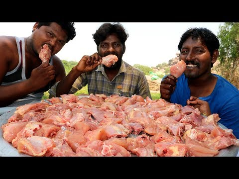 Chicken Drumstic Curry / Chicken Legs Gravy | Country boys | Country foods