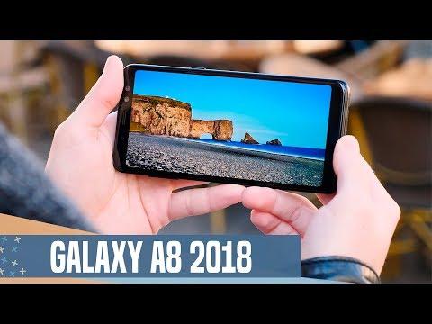 Samsung Galaxy A8 2018 review, ¿el MEJOR gama media PREMIUM?