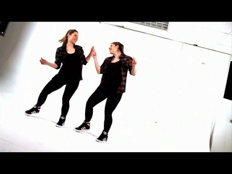How to Dance When the DJ is Mixing   Beginner Dancing