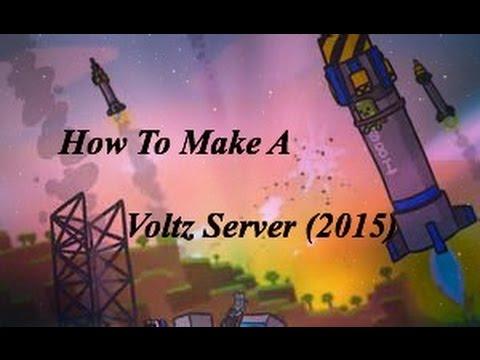 How To Make A Voltz Server With Portforwarding - Mac - No Hamachi (2016)