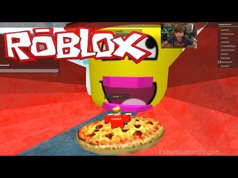 NOM NOM! Roblox GET EATEN!