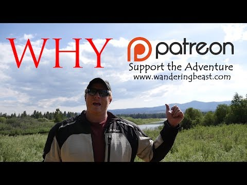 Why I Dont Have a Patreon?
