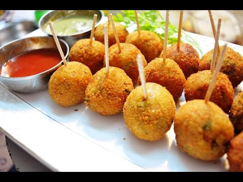Potato lollipops | vegetable lollipops | कुरकुरे पोटैटो वेजी लॉलीपॉप्स । snack recipe