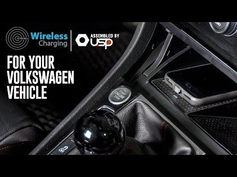 Wireless Phone Charging For Your Volkswagen Vehicle   Inbay
