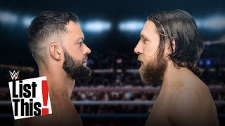 5 Daniel Bryan dream matches we want to see: WWE List This!