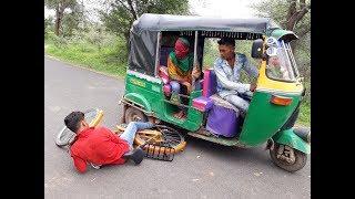 છોકરીમાં ને છોકરીમાં આ શું થયું ? Gujarati Comedy Video 2018