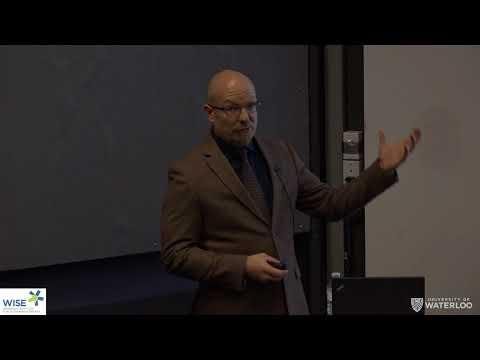 Erik Veneman - WISE Lecture Series