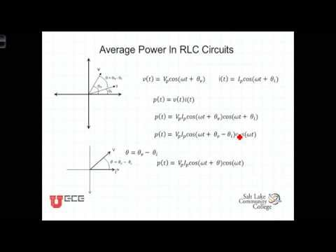 L10 1 5P Q in RLC Circuits
