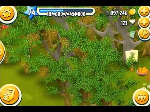 Hay Day Farm - How to Revive Crops and Trees