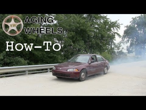 How to Drive a Manual Like a Pro - Aging How-To
