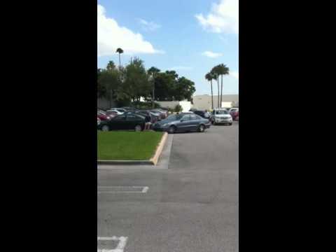 Parking Space Battle #1