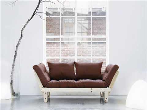 Fresh Futon Beat Convertible Futon Sofa Bed; Convertible Loveseat Sofa Bed