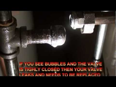HOW TO FIX GAS LEAKS IN YOUR HOME