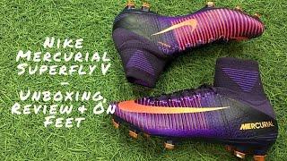 3f7dd6a15eb 7cfd9 1daff  release date nike mercurial superfly 5 floodlights pack  unboxing review on feet 4a9ed 36fc2