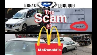 The $445 SCAM at McDonald