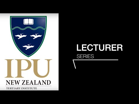 IPU New Zealand Lecturer series: 2. Make translation your dream job