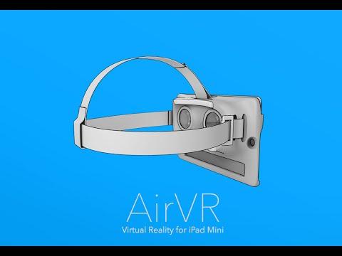 AirVR  Virtual Reality for iPad Mini