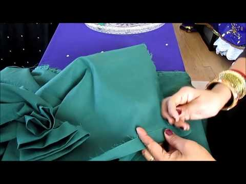 DIY: SEW PILLOW CASE IN 15 MINUTES WITHOUT A SEWING MACHINE.