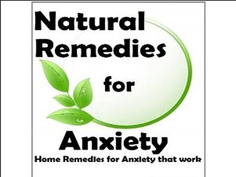How to Treat Anxiety Disorder Naturally | Cure Anxiety Attacks Without Medication