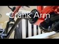 BMX | How to fix a wobbly crank arm