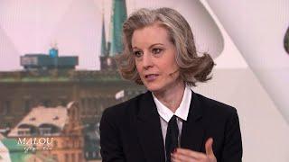 Linda Skugge: Jag är så skeptisk - tror att alla ljuger - Malou Efter tio (TV4)
