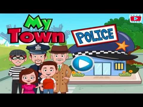 My Town : Police - Game Trailer
