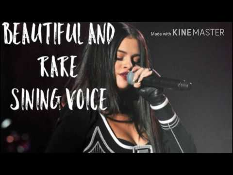 Beautiful And Rare Singing Voice || Subliminal